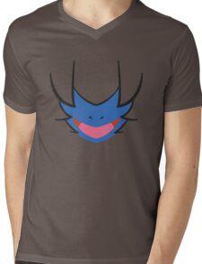 Pokemon - Deino / Monozu Mens V-Neck T-Shirt