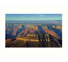 Grand Canyon #2 Art Print