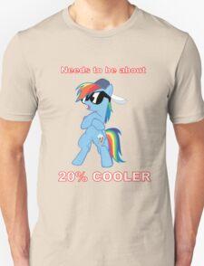 Rainbow Dash - 20% COOLER T-Shirt