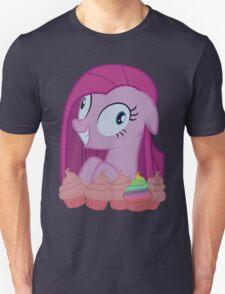 Pinkamena [SFW] (+Cupcakes!) Unisex T-Shirt