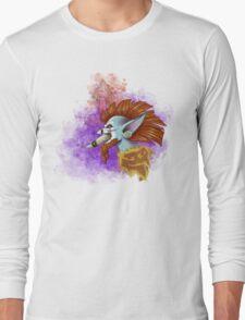 Vol'Jin Splash Art Long Sleeve T-Shirt