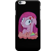 Pinkamena's Bloody Cupcakes iPhone Case/Skin