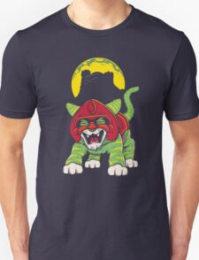 Battle Kitty's Mighty RAWR!  T-Shirt