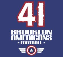 Brooklyn Americans Football by mysundown