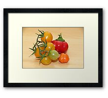 Nature's Gifts VI Framed Print