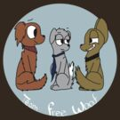 Team Free Woof by Braang