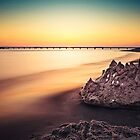 Pier (Prerow) by Dirk Wiemer