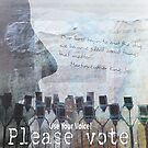 Vote by Mary Ann Reilly
