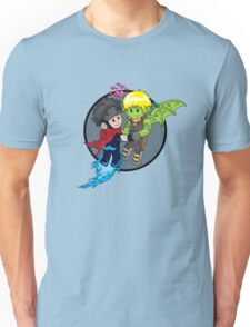 Wiccan and Hulkling T-Shirt