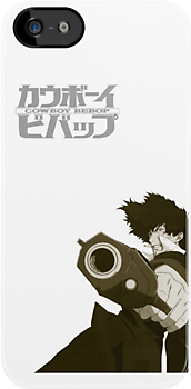 Spike Spiegel ipod case by Matthew James