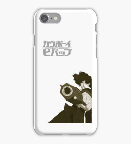 Spike Spiegel ipod case iPhone Case/Skin