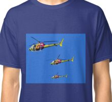 Helicopter Trio Classic T-Shirt