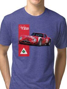 Giulia TZ2 Tri-blend T-Shirt