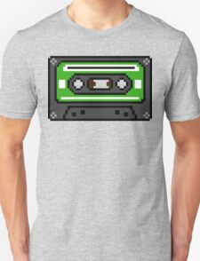 8 bit Old School Cassette Tape Unisex T-Shirt