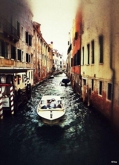 A Taste of Venice by Ryan Davison Crisp