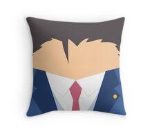 Phoenix Wright v2 Throw Pillow