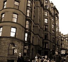 Boston: Across the Common by ACImaging