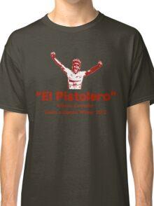 Alberto Contador Vuelta Winner 2012 (II) Classic T-Shirt