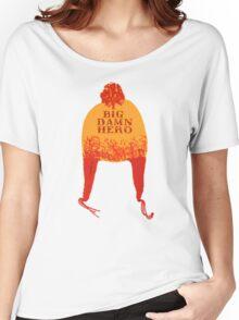 Big Damn Hero Women's Relaxed Fit T-Shirt