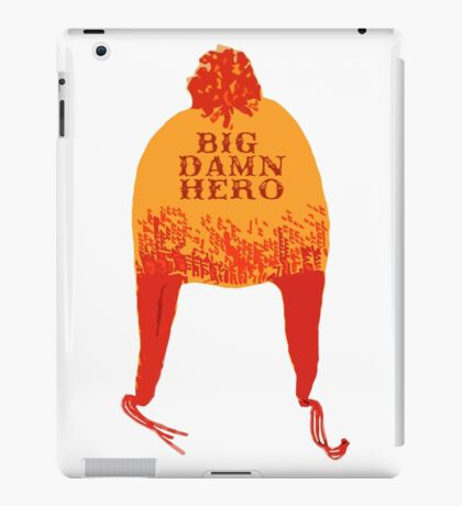 Big Damn Hero iPad Case/Skin