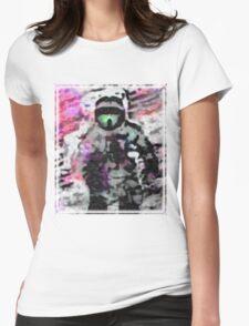 Psychodelic Adventurist Womens Fitted T-Shirt