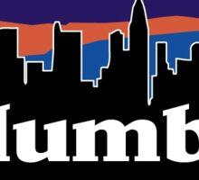 Columbus Skyline Sticker (Check Bio For Lower Price!!!) Sticker