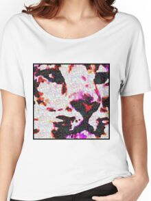 Wild Cat Women's Relaxed Fit T-Shirt