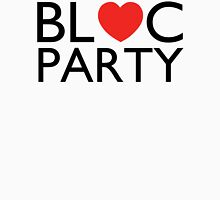 Bloc Party Heart Unisex T-Shirt