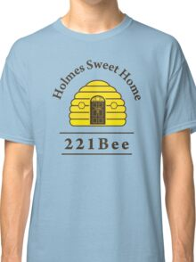 221Bee: Holmes Sweet Home Classic T-Shirt