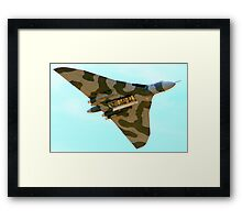 Bombs Away Framed Print