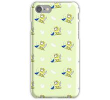Westies Ducks and Umbrellas iPhone Case/Skin