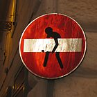 Sign Stealing  by Dan Garlick