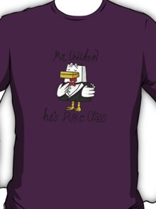 Mr. Chicken - Pure Class Edition T-Shirt