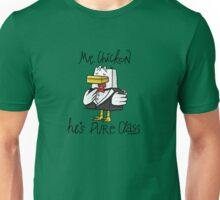 Mr. Chicken - Pure Class Edition Unisex T-Shirt