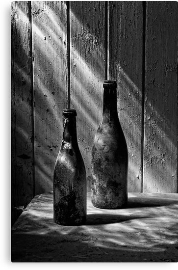 Old Wine Bottles by Patricia Jacobs CPAGB LRPS BPE4
