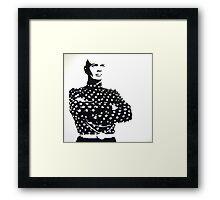 Brynner Framed Print