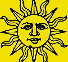The Sun by TexasBarFight