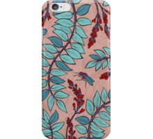 Sandelholz flower pattern iPhone Case/Skin
