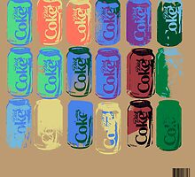 Diet Coke Can IV by PrinceRobbie
