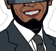 Robama - President of the Future Sticker