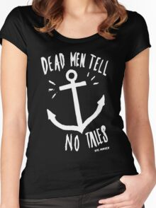 Ahoy! Tee Women's Fitted Scoop T-Shirt