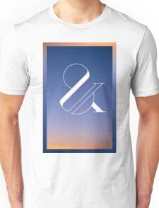 Sunset & Unisex T-Shirt
