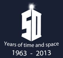 Doctor who 50 years by MrSaxon
