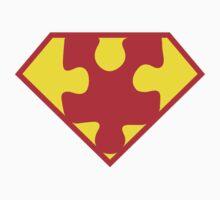 Autism Superhero, Superman Kids Tee