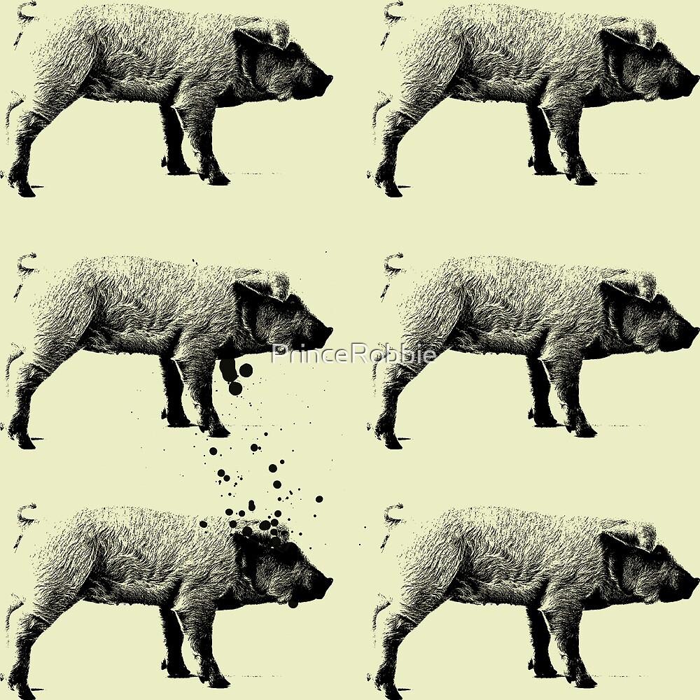Pigs by PrinceRobbie