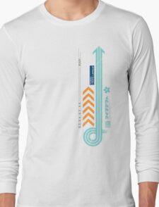 FX-300 League Abstract T-Shirt Long Sleeve T-Shirt