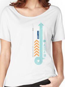 FX-300 League Abstract T-Shirt Women's Relaxed Fit T-Shirt