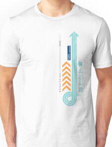 FX-300 League Abstract T-Shirt Unisex T-Shirt