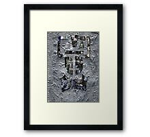 Rise of the Cybermen Framed Print