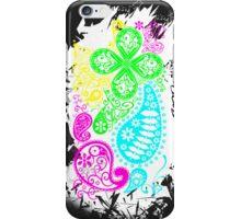 paisley digital iPhone Case/Skin